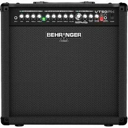 Amplificador para guitarra 110V - VT50FX - Behringer