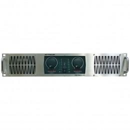Amplificador de potencia 5000W por canal 4 Ohms PP 5002 - Attack