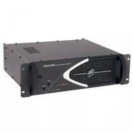 Amplificador de Potência 750W 4 OHMS PRO 3000 - LL AUDIO