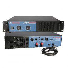Amplificador de Potência SomPlus 2 Canais 1400W 4/8 Ohms SPPA2800