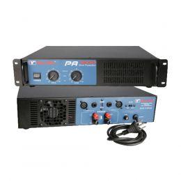 Amplificador de Potência SomPlus 2 Canais 2000W 4/8 Ohms SPPA4000