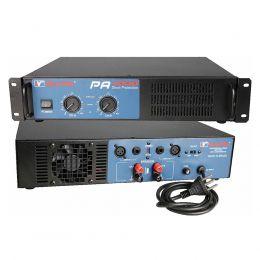 Amplificador de Potência SomPlus 2 Canais 2500W 4/8 Ohms SPPA5000