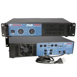 Amplificador de Potência SomPlus 2 Canais 450W 4/8 Ohms SPPA900
