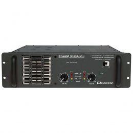 Amplificador de Potência Ciclotron 3000W RMS 2 Ohms Dynamic 12000