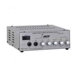 Amplificador para Som Ambiente 25W 4Ohms NCA AB100 12V