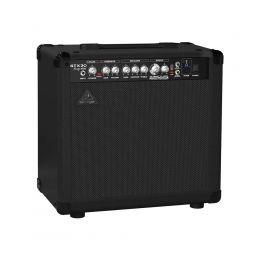 Amplificador para guitarra 110V - GTX30 - Behringer