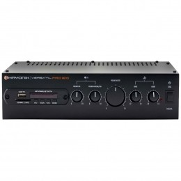 Amplificador Som Ambiente 100W até 10 Caixas c/ USB / Bluetooth - Versatil PRO 610 Hayonic