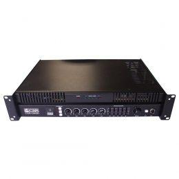 Amplificador 4 canais 8/16 Ohms 70/100V 100W CSR - CSR100QD