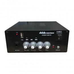 Amplificador VOXTRON BY PWS VOXDC10012V USB 12V