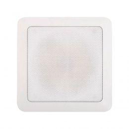 Arandela Coaxial Quadrada Fal 6 Pol 100W - AQ 6 KV HT Natts