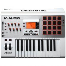 Teclado Controlador MIDI USB Axiom AIR 25 Teclas M-Audio