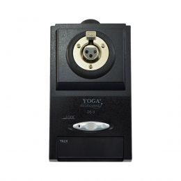 Base p/ Microfone Gooseneck c/ Chave - DS 3 Yoga