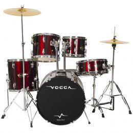 Bateria Acústica Bumbo 22 Pol - Talent VPD 922 Vogga