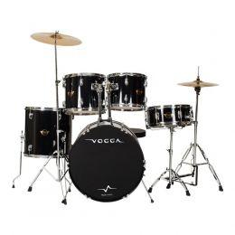 Bateria Acústica Talent VPD918 Bumbo 18 Polegadas Preta Vogga