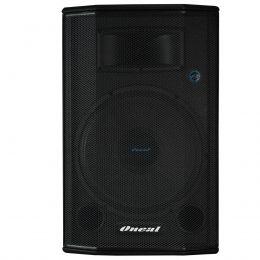 Caixa Acústica Ativa Oneal OPB 1760 Falante 12 Polegadas 250W 4 Ohms