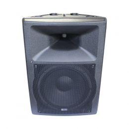Caixa Amplificada CSR 1200 A 12 Polegadas 200W c/ Equalização entrada MIC/RCA/P10/XLR