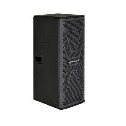 Caixa amplificada Line Array vertical Oneal 2x6