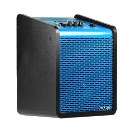 Caixa Amplificada Multi-uso Chroma Battery Blue 100W 6 Polegadas Frahm