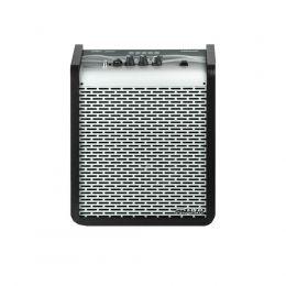Caixa Amplificada Multi-uso Chroma Battery Silver 100W 6 Polegadas Frahm