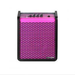 Caixa Amplificada Multi-uso Chroma Battery Pink 100W 6 Polegadas Frahm