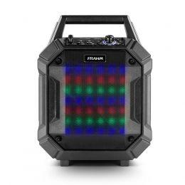 Caixa Amplificada PB400 USB/Bluetooth 200W 5,25 Polegadas Frahm