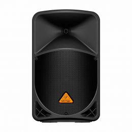 Caixa Ativa Fal 12 Pol 1000W c/ Player USB - Eurolive B 112 MP3 USB Behringer 220V