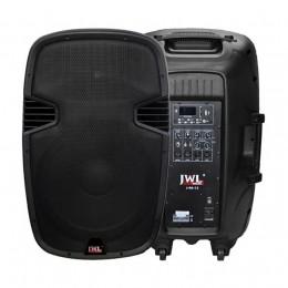 Caixa Ativa 12 Polegadas 350W c/ USB Play / Bluetooth JPA 12 JWL