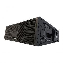 Caixa Line Array Ativo 2 falantes de 6 Polegadas Attack VSL 206