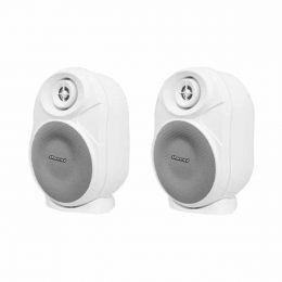 Caixa Passiva p/ Som Ambiente Fal 6,5 Pol 100W c/ Suporte (Par) - OB 220 E Oneal