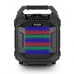 Caixa Amplificada PB500 USB/Bluetooth 250W 6,25 Polegadas Frahm