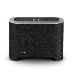 Caixa Portátil Home Speaker 2 em 1 HS21BT Cinza 46W Frahm