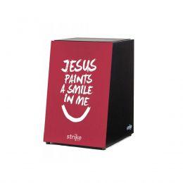 Cajon Eletroacústico com Captação Jesus Strike Series FSA SK-5014