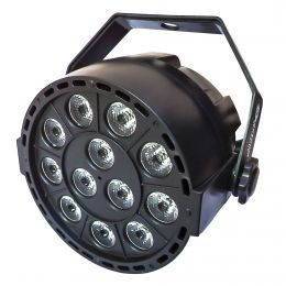 Canhão de Led SP1201UV 12 Leds DMX Spectrum