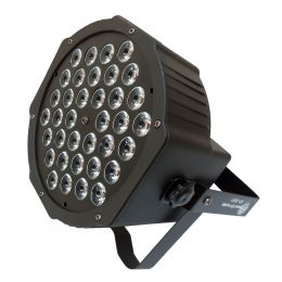 Canhão de Led SP3601 36 Leds DMX Spectrum