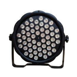 Canhão de Led SP5403 54 Leds DMX Spectrum
