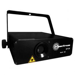 Laser RGB 500 MW SP-09 10 Canais DMX Spectrum