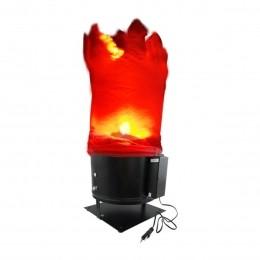 Chama Cirdular Lumyna Light CC 70 Fogo Virtual 70cm 220 Volts