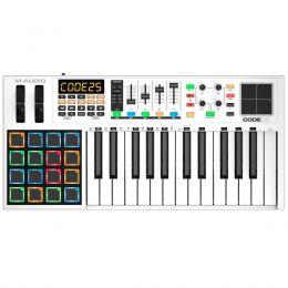Controlador MIDI USB CODE 25 Teclas M-Audio