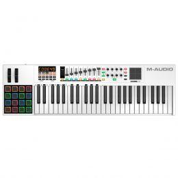 Teclado Controlador MIDI USB CODE 49 Teclas M-Audio