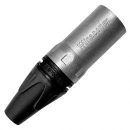 Conector Wireconex WC1013 XLR Macho Linha
