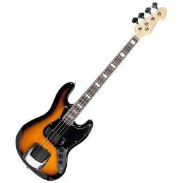 Contrabaixo Michael BM675N SK 4 Cordas Passivo Jazz Bass