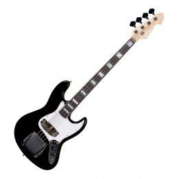 Contrabaixo Michael BM675N BK 4 Cordas Passivo Jazz Bass -  Preto