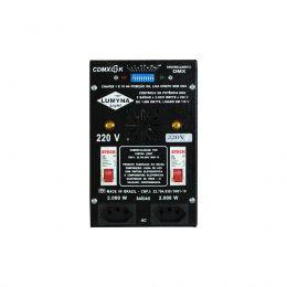 Controle de Potencia Lumyna Light CDMX 4K 2 Canais 2000W