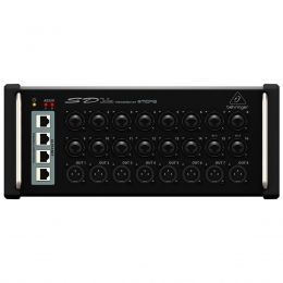 Stage Box SD16 com 16in/16out com pre Midas - Behringer