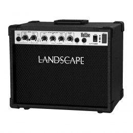 Cubo Ativo p/ Guitarra Fal 6 Pol 20W Guitar Amplifier GTX200 - Landscape