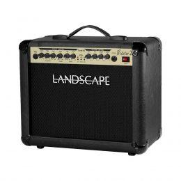 Cubo Ativo Landscape PDT 20 TFX TriEFX p/ Guitarra Falante 8 Polegadas 20W