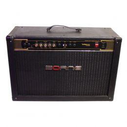 Cubo Guitarra VORAX2200 2 Falantes 12 Polegadas 120W Preto Borne
