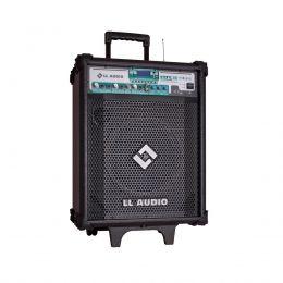 Cubo Multiuso 10 Polegadas 75W LL Audio STONE 250 BAT