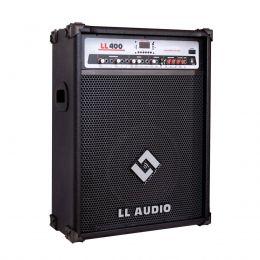 Cubo Multiuso 12 Polegadas 100W LL Audio LL 400 BT