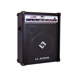 Cubo Multiuso 15 Polegadas 150W LL Audio LL 500 BT